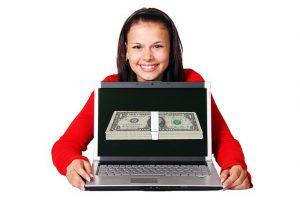 Gdzie najłatwiej dostać pożyczkę przez internet